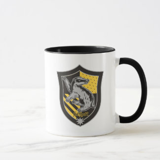Harry Potter | Hufflepuff House Pride Crest Mug