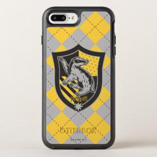 Harry Potter | Hufflepuff House Pride Crest OtterBox Symmetry iPhone 8 Plus/7 Plus Case