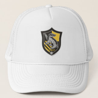 Harry Potter | Hufflepuff House Pride Crest Trucker Hat