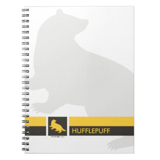 Harry Potter | Hufflepuff House Pride Graphic Notebooks
