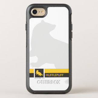 Harry Potter | Hufflepuff House Pride Graphic OtterBox Symmetry iPhone 8/7 Case