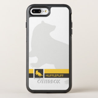 Harry Potter | Hufflepuff House Pride Graphic OtterBox Symmetry iPhone 8 Plus/7 Plus Case