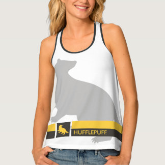 Harry Potter | Hufflepuff House Pride Graphic Tank Top