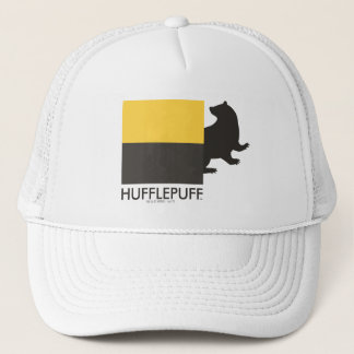 Harry Potter | Hufflepuff House Pride Graphic Trucker Hat