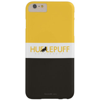 Harry Potter | Hufflepuff House Pride Logo Barely There iPhone 6 Plus Case