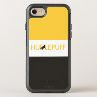 Harry Potter | Hufflepuff House Pride Logo OtterBox Symmetry iPhone 8/7 Case