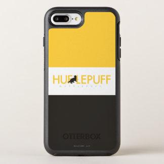 Harry Potter | Hufflepuff House Pride Logo OtterBox Symmetry iPhone 8 Plus/7 Plus Case