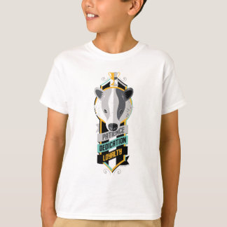 Harry Potter   HUFFLEPUFF™ House Traits Sigil T-Shirt