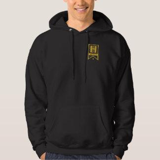 Harry Potter | Hufflepuff Monogram Banner Hoodie