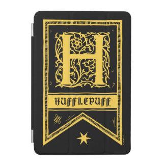 Harry Potter | Hufflepuff Monogram Banner iPad Mini Cover