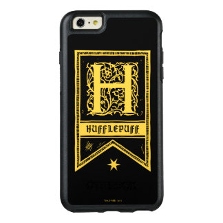 Harry Potter | Hufflepuff Monogram Banner OtterBox iPhone 6/6s Plus Case