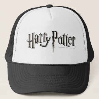Harry Potter Logo Trucker Hat