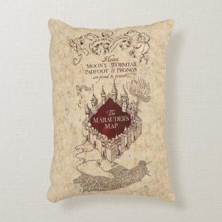 Harry Potter   Marauder's Map Accent Pillow