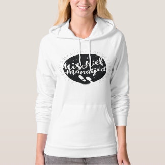 Harry Potter | Marauder's Map Charms Typography Hoodie