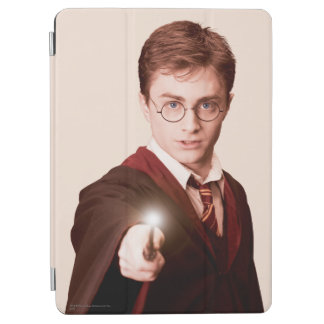 Harry Potter Points Wand iPad Air Cover
