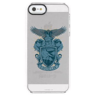 Harry Potter | Ravenclaw Crest Clear iPhone SE/5/5s Case