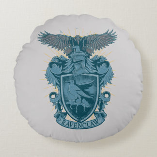Harry Potter | Ravenclaw Crest Round Pillow