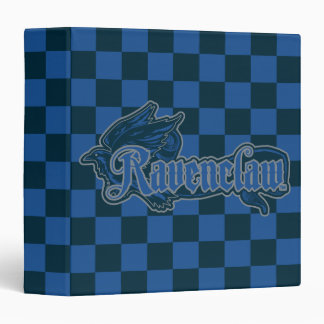 Harry Potter | Ravenclaw Eagle Graphic 3 Ring Binders