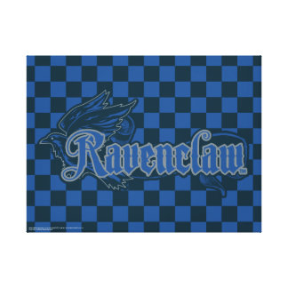 Harry Potter | Ravenclaw Eagle Graphic Canvas Print