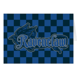 Harry Potter | Ravenclaw Eagle Graphic Card