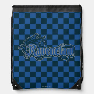 Harry Potter | Ravenclaw Eagle Graphic Drawstring Bag