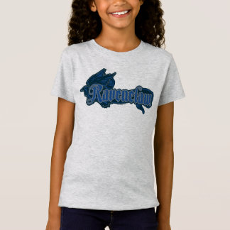 Harry Potter | Ravenclaw Eagle Graphic T-Shirt
