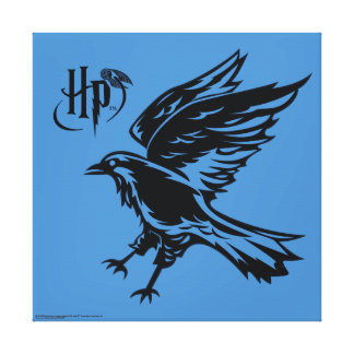 Harry Potter | Ravenclaw Eagle Icon Canvas Print