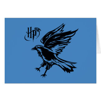 Harry Potter | Ravenclaw Eagle Icon Card