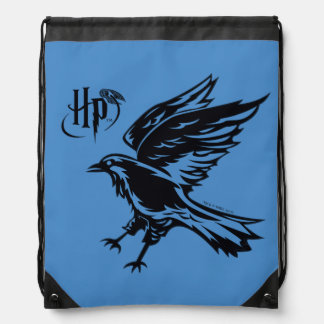 Harry Potter | Ravenclaw Eagle Icon Drawstring Bag