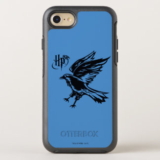 Harry Potter | Ravenclaw Eagle Icon OtterBox Symmetry iPhone 8/7 Case