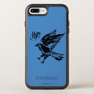 Harry Potter | Ravenclaw Eagle Icon OtterBox Symmetry iPhone 8 Plus/7 Plus Case