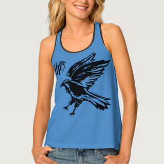 Harry Potter | Ravenclaw Eagle Icon Tank Top