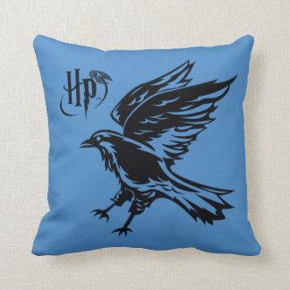 Harry Potter | Ravenclaw Eagle Icon Throw Pillow