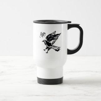 Harry Potter | Ravenclaw Eagle Icon Travel Mug