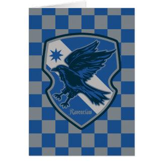 Harry Potter | Ravenclaw House Pride Crest Card