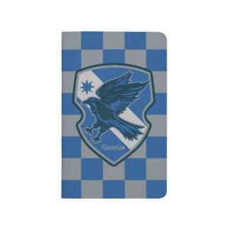 Harry Potter | Ravenclaw House Pride Crest Journal