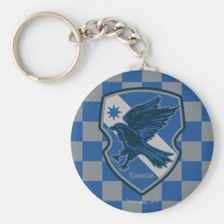 Harry Potter | Ravenclaw House Pride Crest Keychain