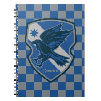 Harry Potter | Ravenclaw House Pride Crest Notebooks