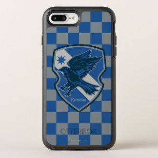 Harry Potter | Ravenclaw House Pride Crest OtterBox Symmetry iPhone 8 Plus/7 Plus Case