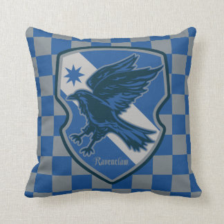 Harry Potter | Ravenclaw House Pride Crest Throw Pillow