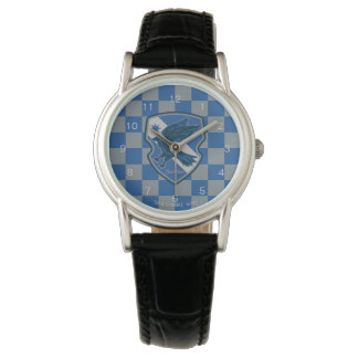 Harry Potter | Ravenclaw House Pride Crest Watch