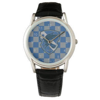 Harry Potter | Ravenclaw House Pride Crest Wrist Watches