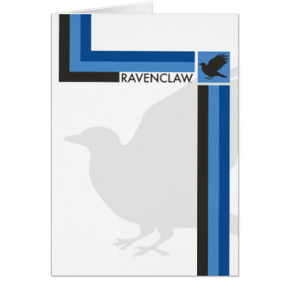 Harry Potter | Ravenclaw House Pride Graphic Card