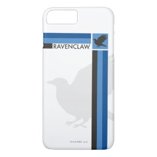 Harry Potter | Ravenclaw House Pride Graphic iPhone 8 Plus/7 Plus Case