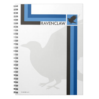 Harry Potter | Ravenclaw House Pride Graphic Note Book
