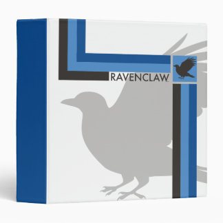 Harry Potter | Ravenclaw House Pride Graphic Vinyl Binders