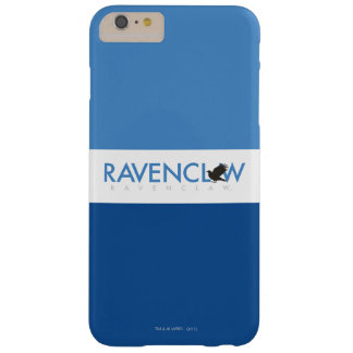 Harry Potter | Ravenclaw House Pride Logo Barely There iPhone 6 Plus Case
