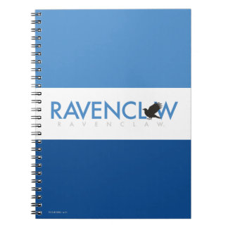 Harry Potter | Ravenclaw House Pride Logo Notebook
