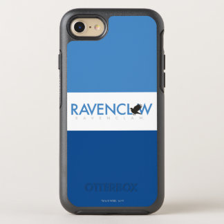 Harry Potter | Ravenclaw House Pride Logo OtterBox Symmetry iPhone 8/7 Case