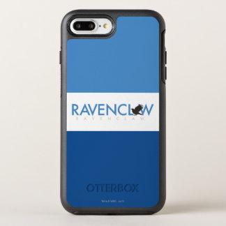 Harry Potter | Ravenclaw House Pride Logo OtterBox Symmetry iPhone 8 Plus/7 Plus Case